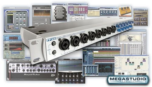 Presonus Megastudio Producer Pack