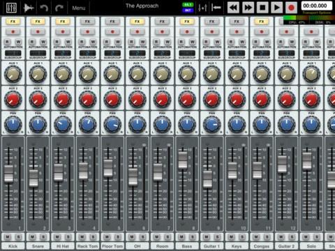 Auria iPad