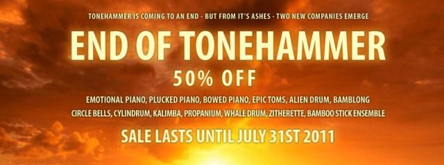 End of Tonehammer