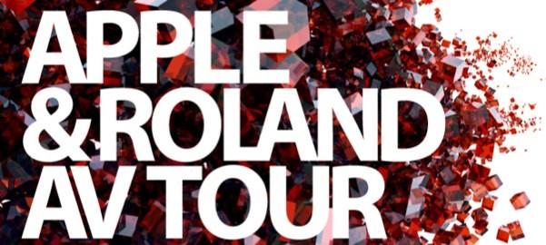 Apple & Roland