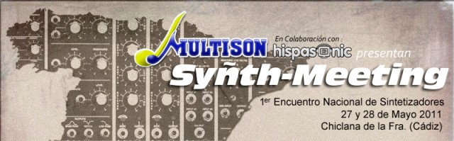 Synth Meeting Chiclana