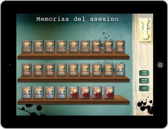 Memorias del Asesino iPad 2
