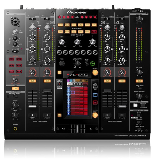 Pioneer DJM-2000nexus