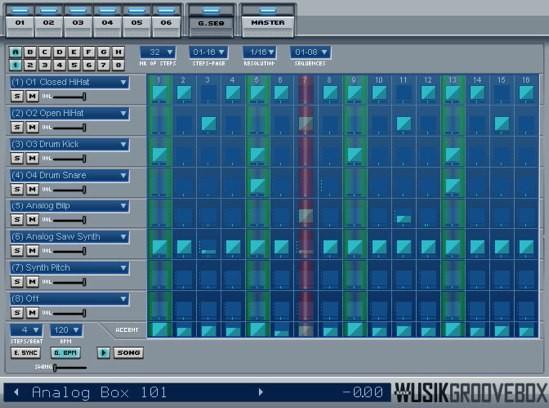 Wusik Groovebox