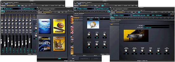 Editor Integra-7 para Mac