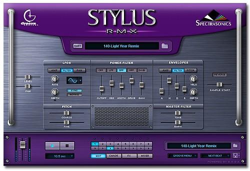 Spectrasonics Stylus RMX