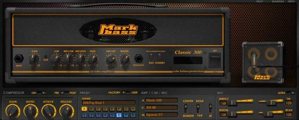 Mark Studio 1 Mark Bass