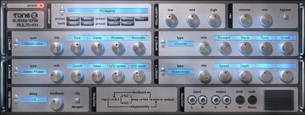 Tone2 Warmverb