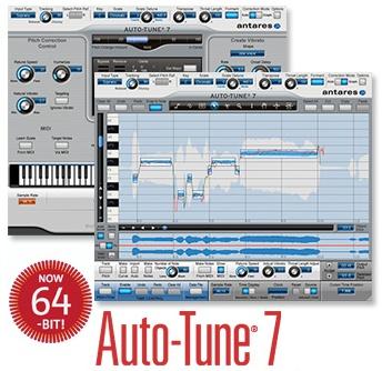 Auto-Tune 7 64-bit