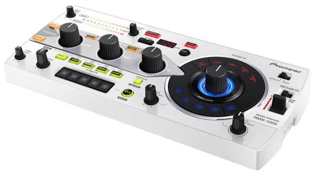 Pioneer RMX-1000 Pearl White