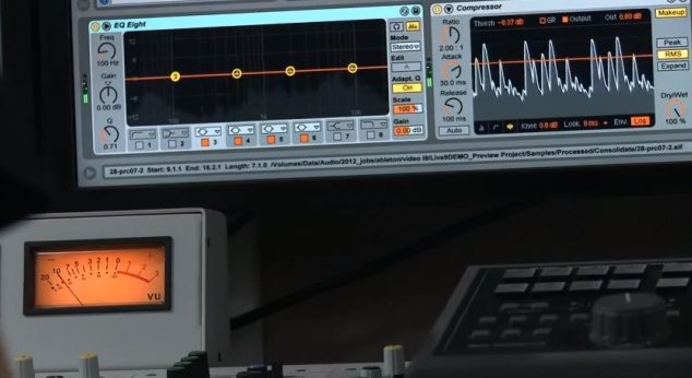 Ableton Live 9 Q Eight