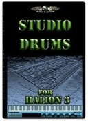Audiowarrior Studio Drums