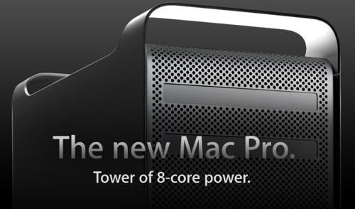 Mac Pro 8 núcleos