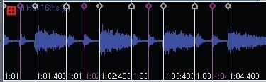Audiosnap transient