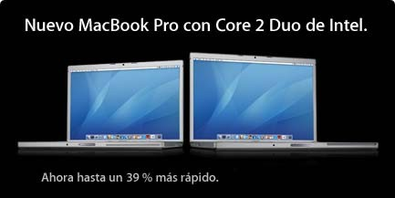 Apple MacBook Pro Core 2 Duo