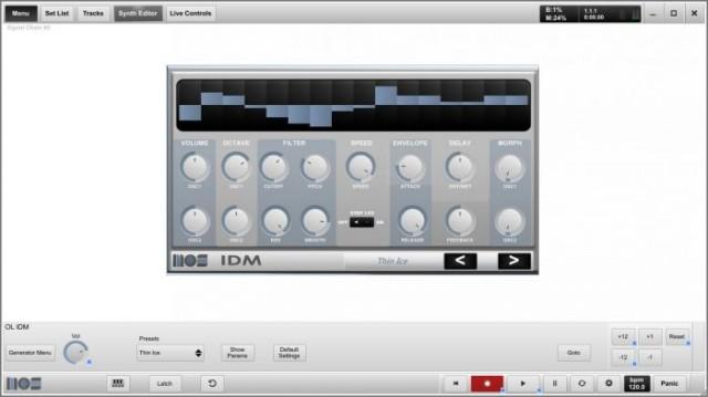 Music OS 3