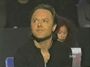 lars ulrich metallica copyright descargas mp3 radiohead