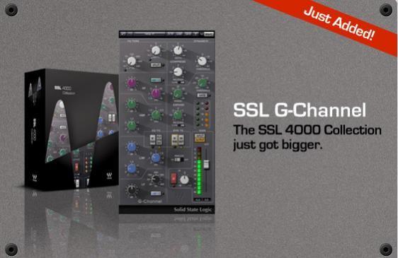 SSL G-Channel