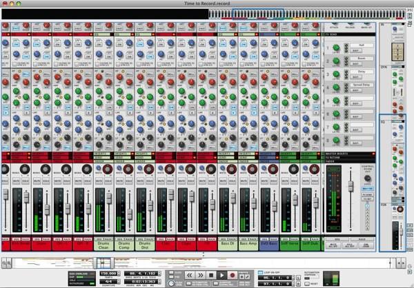 Propellerhead Record Mixer