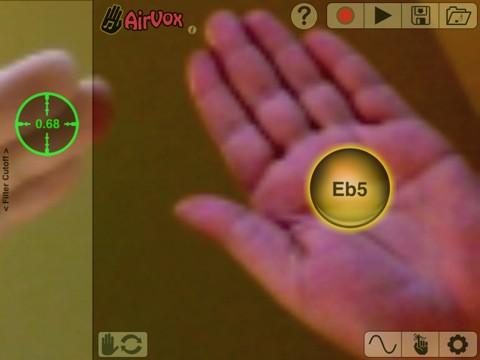 AirVox iPad