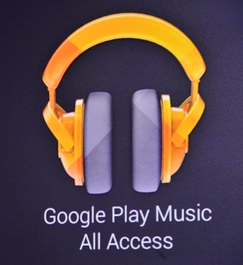 Google Play Music All Access.
