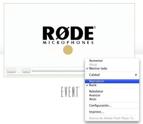 ¿Event y Rode?