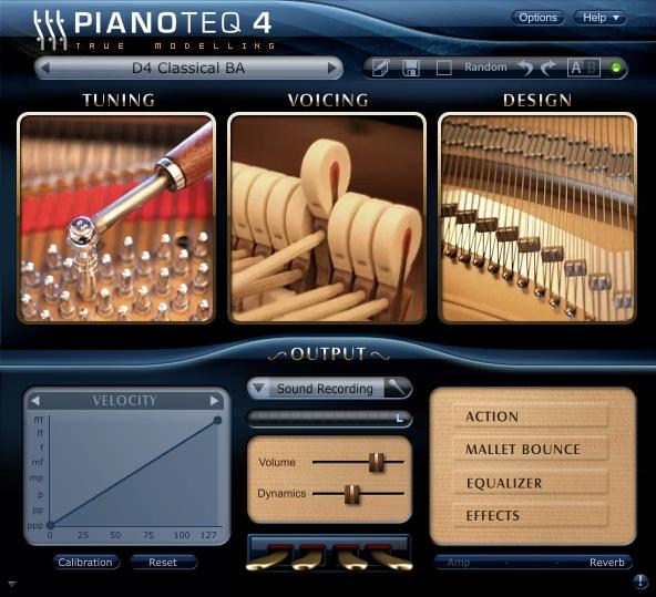 Pianoteq 4