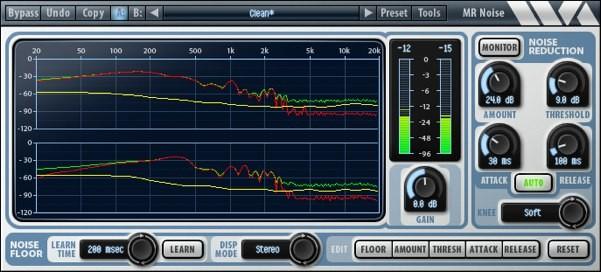 Wave Arts MR Noise