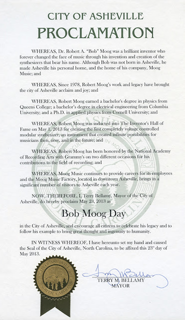 Bob Moog Day