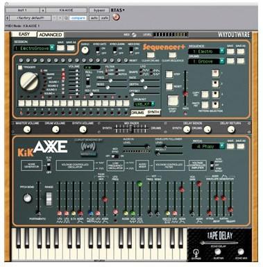 M-Audio KikAxxe