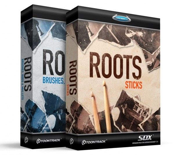 Toontrack Roots