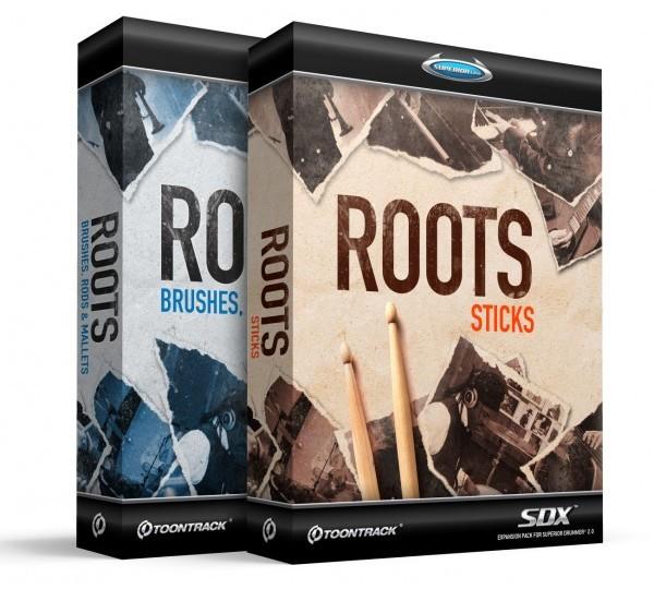 Toontrack Roots