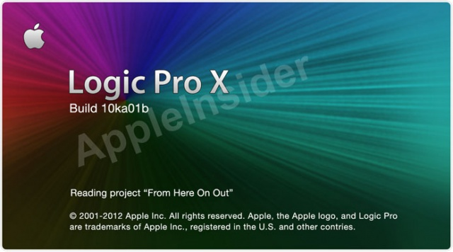 ¿Apple Logic Pro X?