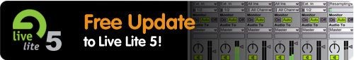 Ableton Live Lite 5