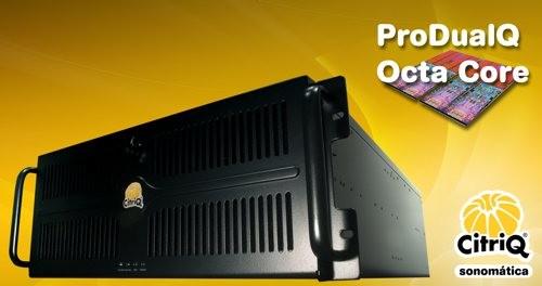CitriQ ProDualQ Octa Core