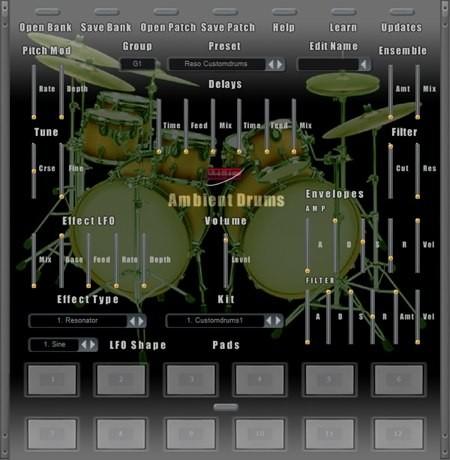 Ambient Drums