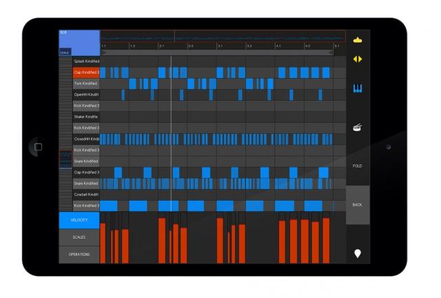 Touchable 2 MIDI Editor