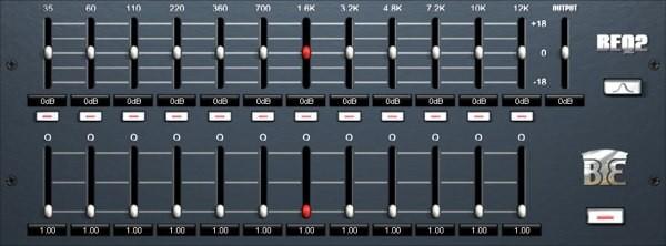 BTE Audio BEQ2