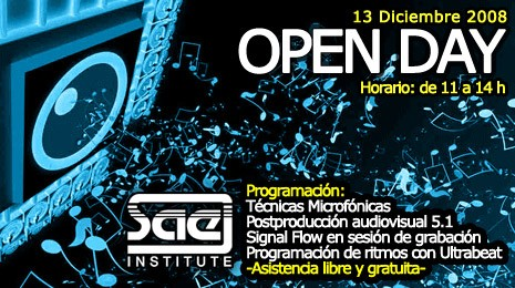 Open Day Madrid