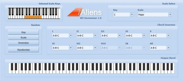 Download 7Aliens W2 Harmonizer v10 Incl Keygen