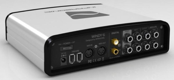 Infrasonic Windy6