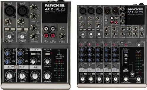 Nuevas mackie vlz3 y otras novedades en el summer namm for A b mackie salon