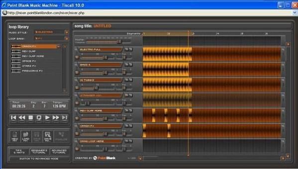 descargar mezclador de musica gratis en espanol