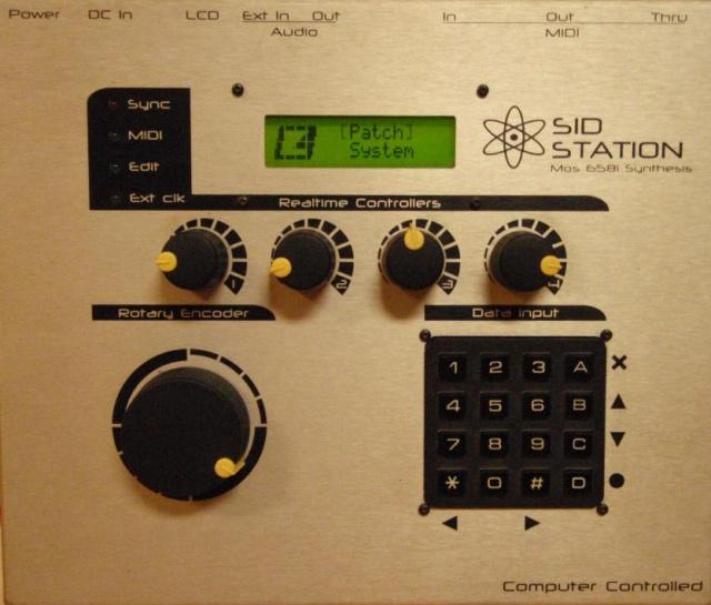 Elektron Sidstation