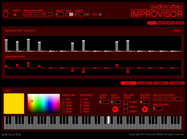 Percussa Improvisor
