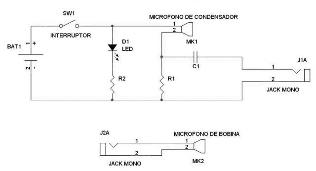 Teléfono circuito