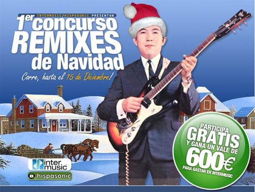 Concurso remixes de Navidad