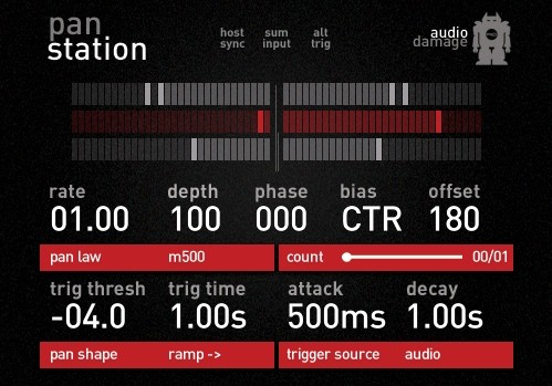 Audio Damage Panstation