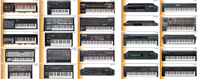 Roland Synth Chronicle