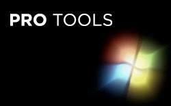 Pro Tools y Windows 7